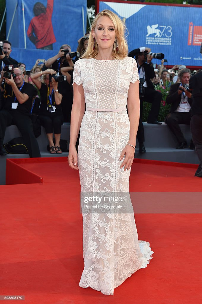 Actress Ludivine Sagnier attends the premiere of 'The Young Pope' during the 73rd Venice Film Festival at on September 3, 2016 in Venice, Italy.