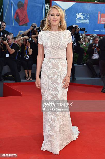 Actress Ludivine Sagnier attends the premiere of 'The Young Pope' during the 73rd Venice Film Festival at on September 3 2016 in Venice Italy