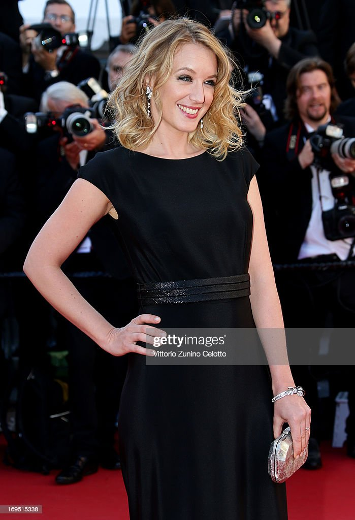 Actress Ludivine Sagnier attends the 'Zulu' Premiere and Closing Ceremony during the 66th Annual Cannes Film Festival at the Palais des Festivals on May 26, 2013 in Cannes, France.