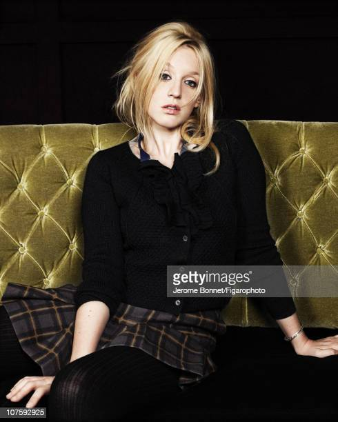 Actress Ludivine Sagnier poses for Madame Figaro on November 16 2010 in Paris France Published image Figaro ID 099479002 CREDIT MUST READ Jerome...