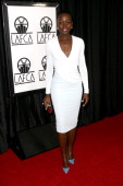 Actress Lupita Nyong'o attends the 39th annual Los Angeles Film Critics Association Awards held at the InterContinental Hotel on January 11 2014 in...