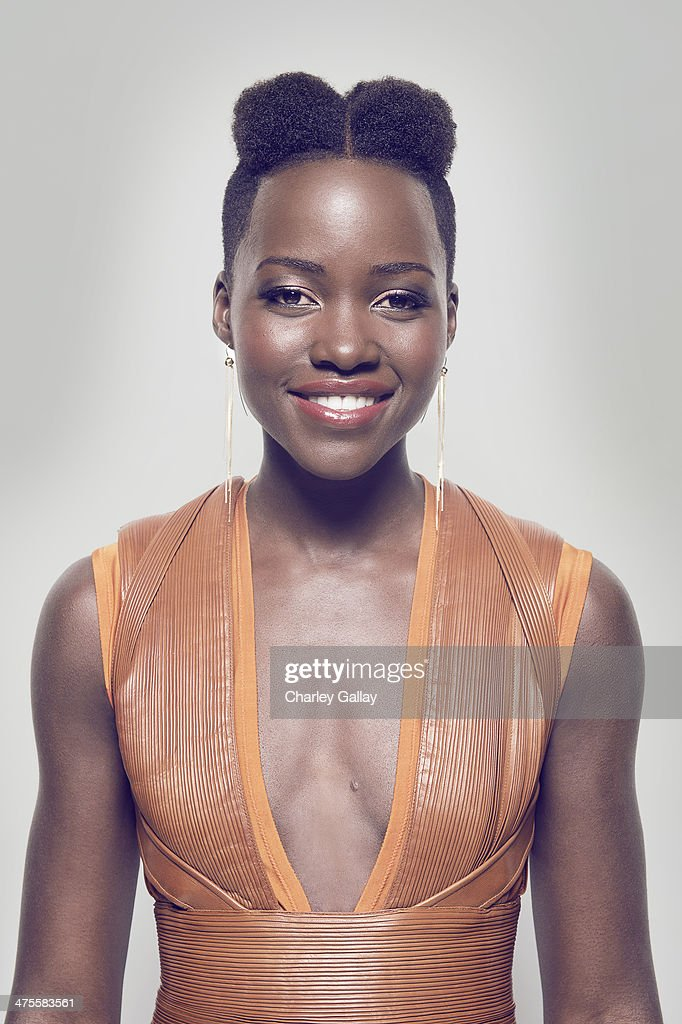 Actress <a gi-track='captionPersonalityLinkClicked' href=/galleries/search?phrase=Lupita+Nyong%27o&family=editorial&specificpeople=10961876 ng-click='$event.stopPropagation()'>Lupita Nyong'o</a> is photographed for Self Assignment on February 22, 2014 in Los Angeles, California.