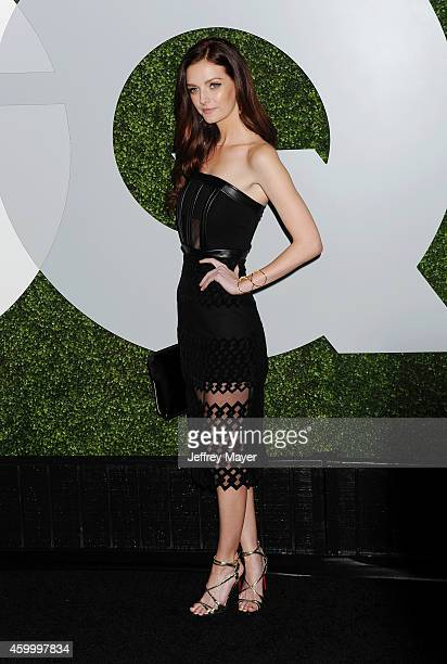 Actress Lydia Hearst arrives at the 2014 GQ Men Of The Year Party at Chateau Marmont on December 4 2014 in Los Angeles California