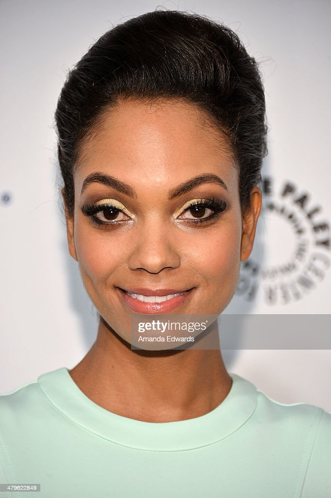 Actress Lyndie Greenwood arrives at the 2014 PaleyFest - 'Sleepy Hollow' event at The Dolby Theatre on March 19, 2014 in Hollywood, California.