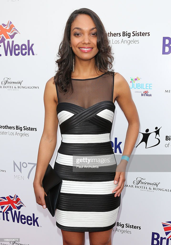 Actress Lyndie Greenwood attends the Britweek celebration of 'Downton Abbey' at Fairmont Miramar Hotel on May 3, 2013 in Santa Monica, California.