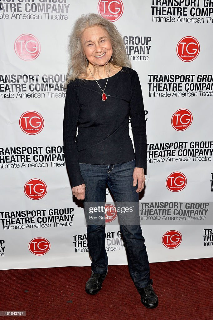 Actress Lynn Cohen attends 'I Remember Mama' Opening Night at The Gym at Judson on March 30, 2014 in New York City.
