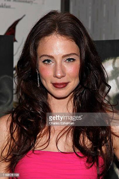 Actress Lynn Collins attends the 'Uncertainty' premiere at the IFC Center on the November 13 2009 in New York City
