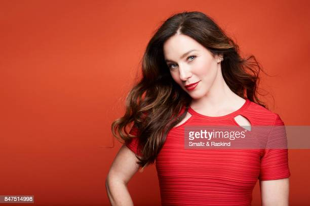 Actress Lynn Collins of Discovery Communications 'Discovery Channel Manhunt Unabomber' poses for a portrait during the 2017 Summer Television Critics...