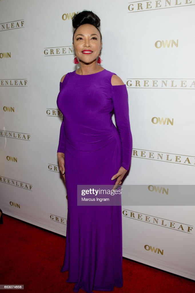 Actress Lynn Whitfield attends 'Greenleaf' Season 2 Premiere Atlanta screening at SCADshow on March 13, 2017 in Atlanta, Georgia.