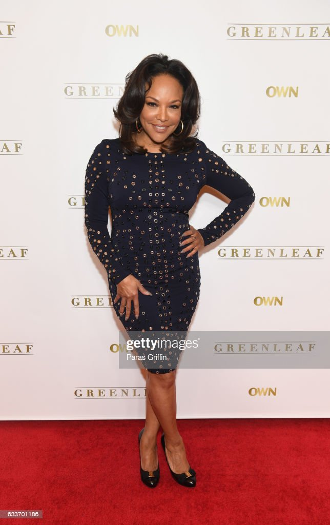 Actress Lynn Whitfield attends 'Greenleaf' Season 2 Press Luncheon at Four Seasons Hotel on February 3, 2017 in Atlanta, Georgia.