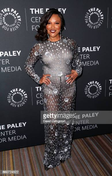 Actress Lynn Whitfield attends Paley Honors in Hollywood A Gala Celebrating Women in Television at the Beverly Wilshire Four Seasons Hotel on October...