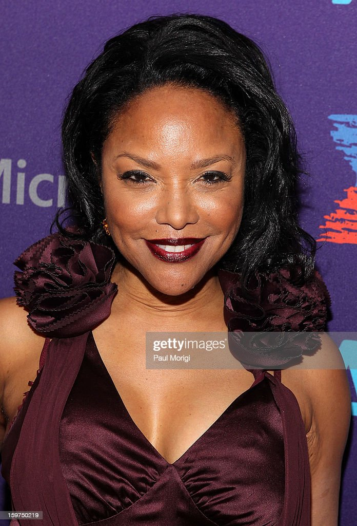 Actress Lynn Whitfield attends the OurTime.org Hosts Inaugural Youth Ball on January 19, 2013 in Washington, DC.