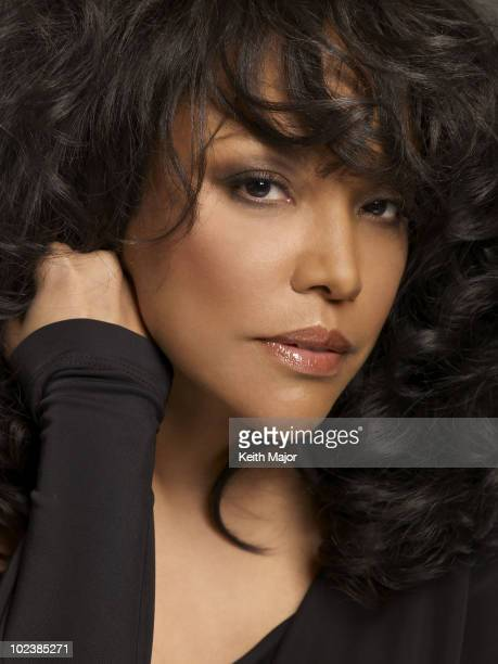 Actress Lynn Whitfield poses at a portrait session for Self Assignment in New York NY on June 1 2009