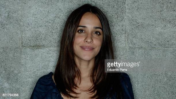 Actress Macarena Garcia attends the 'Abracadabra' premiere at Palacio de la Prensa cinema on July 24 2017 in Madrid Spain