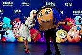 'Emoji La Pelicula' Madrid Photocall