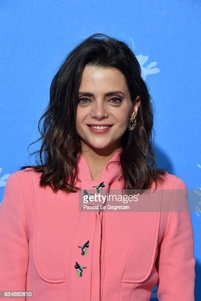 Actress Macarena Gomez attends the 'Skins' photo call during the 67th Berlinale International Film Festival Berlin at Grand Hyatt Hotel on February...