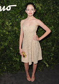 Actress Mackenzie Foy arrives at Salvatore Ferragamo 100th Year Celebration In Hollywood Rodeo Drive Flagship Store Opening at Salvatore Ferragamo on...