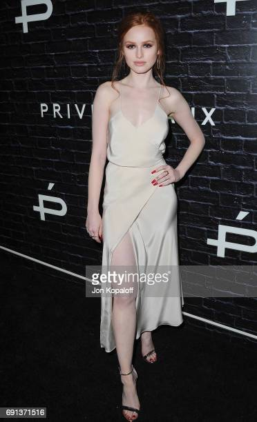 Actress Madelaine Petsch arrives at Prive Revaux Launch Event at Chateau Marmont on June 1 2017 in Los Angeles California