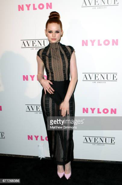 Actress Madelaine Petsch attends NYLON's Annual Young Hollywood May Issue Event at Avenue on May 2 2017 in Los Angeles California