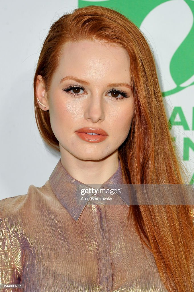Actress Madelaine Petsch attends the 14th Annual Global Green Pre-Oscar Gala at TAO Hollywood on February 22, 2017 in Los Angeles, California.