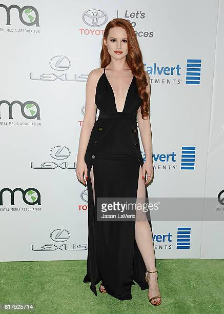 Actress Madelaine Petsch attends the 26th annual EMA Awards at Warner Bros Studios on October 22 2016 in Burbank California