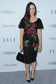 Actress Madeleine Stowe arrives at the 22nd Annual ELLE Women In Hollywood Awards at Four Seasons Hotel Los Angeles at Beverly Hills on October 19...