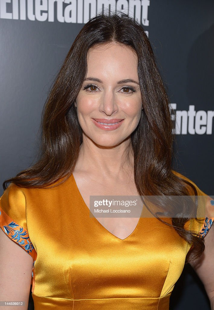 Actress Madeleine Stowe attends the Entertainment Weekly & ABC-TV Up Front VIP Party at Dream Downtown on May 15, 2012 in New York City.