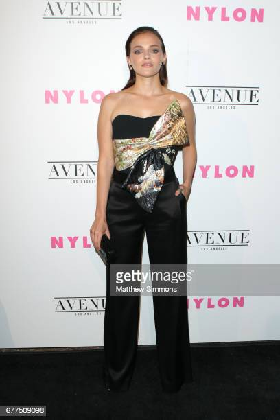 Actress Madeline Brewer attends NYLON's Annual Young Hollywood May Issue Event at Avenue on May 2 2017 in Los Angeles California