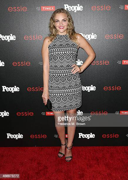 Actress Madeline Brewer attends People's 'Ones To Watch' Event at The Line on October 9 2014 in Los Angeles California