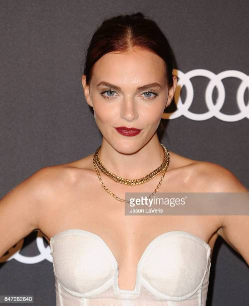 Actress Madeline Brewer attends the Audi celebration for the 69th Emmys at The Highlight Room at the Dream Hollywood on September 14 2017 in...