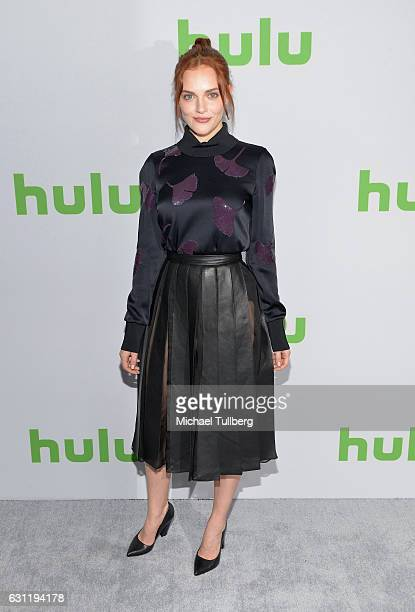 Actress Madeline Brewer attends the Hulu TCA Winter Press Tour Day at Langham Hotel on January 7 2017 in Pasadena California
