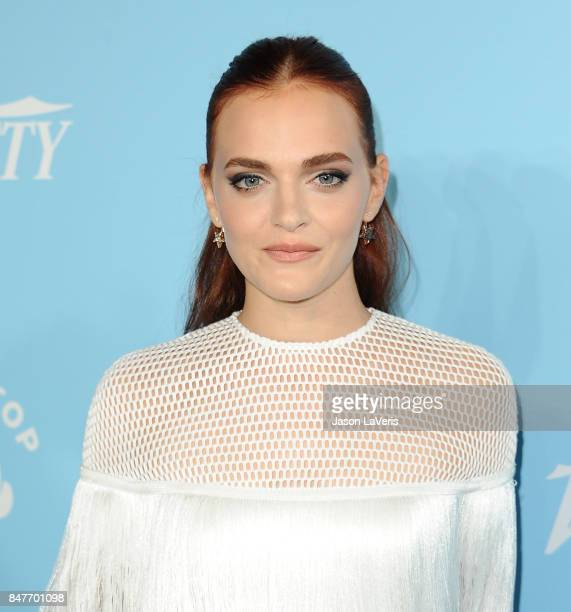 Actress Madeline Brewer attends Variety and Women In Film's 2017 preEmmy celebration at Gracias Madre on September 15 2017 in West Hollywood...