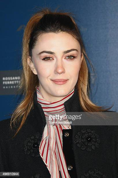 Actress Madeline Zima attends the 11th Cinema Italian Style opening night screening of 'Don't Be Bad' held at the Egyptian Theatre on November 12...
