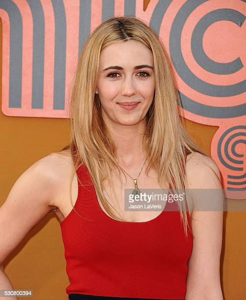 Actress Madeline Zima attends the premiere of 'The Nice Guys' at TCL Chinese Theatre on May 10 2016 in Hollywood California