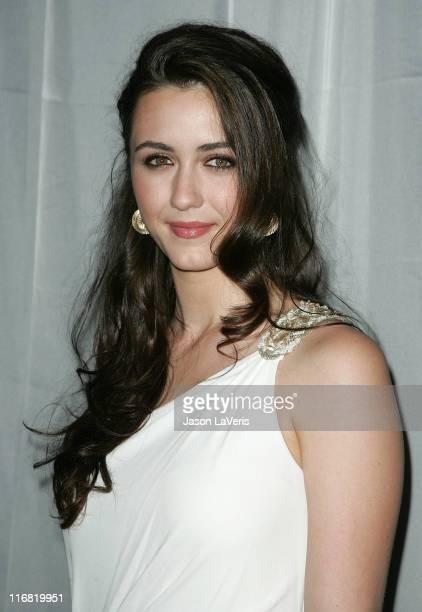 Actress Madeline Zima attends the The 35th Annual Visionary Awards at the Beverly Hilton Hotel on June 12 2008 in Beverly Hills California