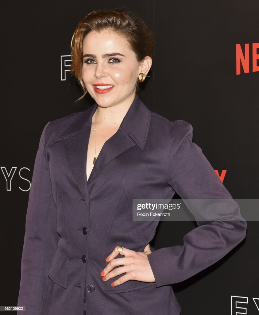 Actress Mae Whitman attends 'Gilmore Girls: A Year in the Life' For Your Consideration Event at Netflix FYSee Space on May 11, 2017 in Beverly Hills, California.