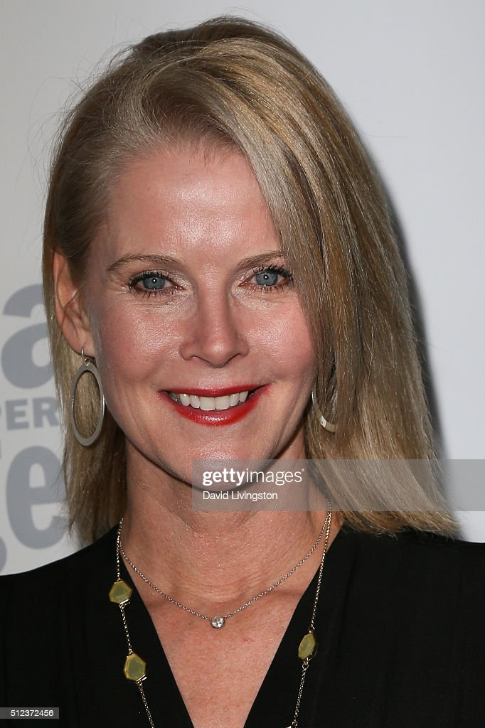 Actress Maeve Quinlan arrives at the 40th Anniversary of the Soap Opera Digest at The Argyle on February 24, 2016 in Hollywood, California.