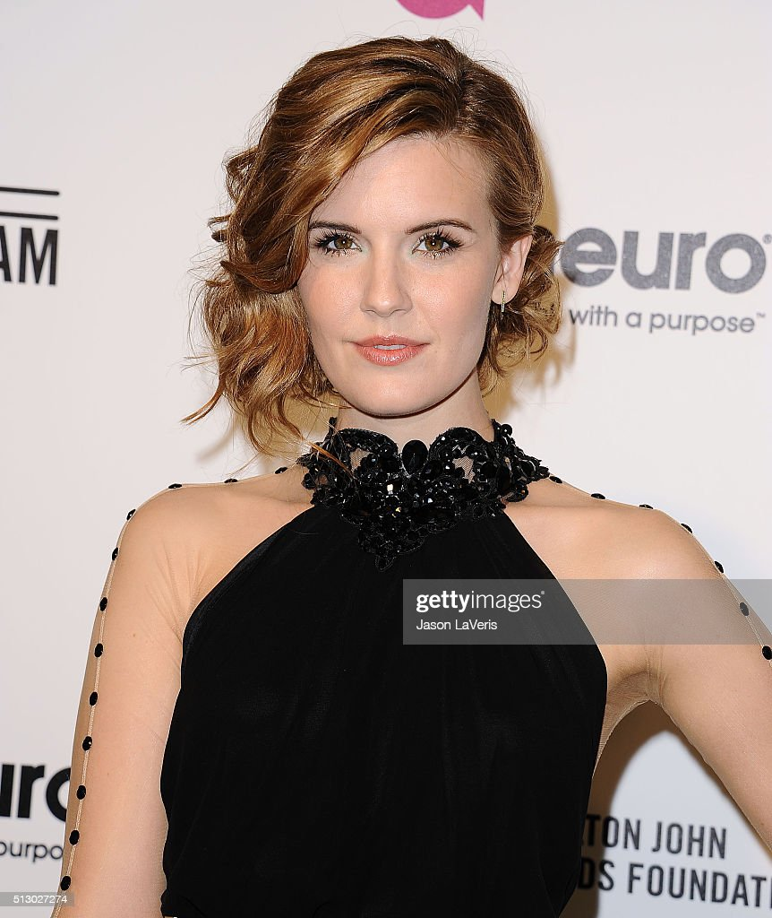 Maggie Grace getty images
