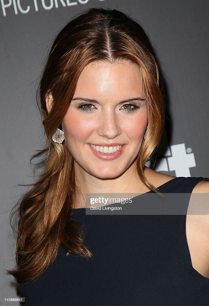 Actress <a gi-track='captionPersonalityLinkClicked' href=/galleries/search?phrase=Maggie+Grace&family=editorial&specificpeople=213706 ng-click='$event.stopPropagation()'>Maggie Grace</a> attends the premiere of Sony Pictures Classics' 'Damsels in Distress' at the Egyptian Theatre on March 21, 2012 in Hollywood, California.