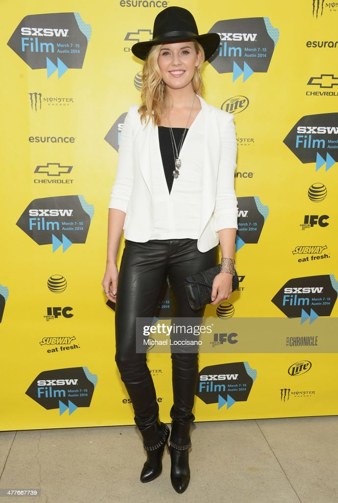 Actress <a gi-track='captionPersonalityLinkClicked' href=/galleries/search?phrase=Maggie+Grace&family=editorial&specificpeople=213706 ng-click='$event.stopPropagation()'>Maggie Grace</a> attends the 'We'll Never Have Paris' premiere during the 2014 SXSW Music, Film + Interactive Festival at the Topfer Theatre at ZACH on March 10, 2014 in Austin, Texas.