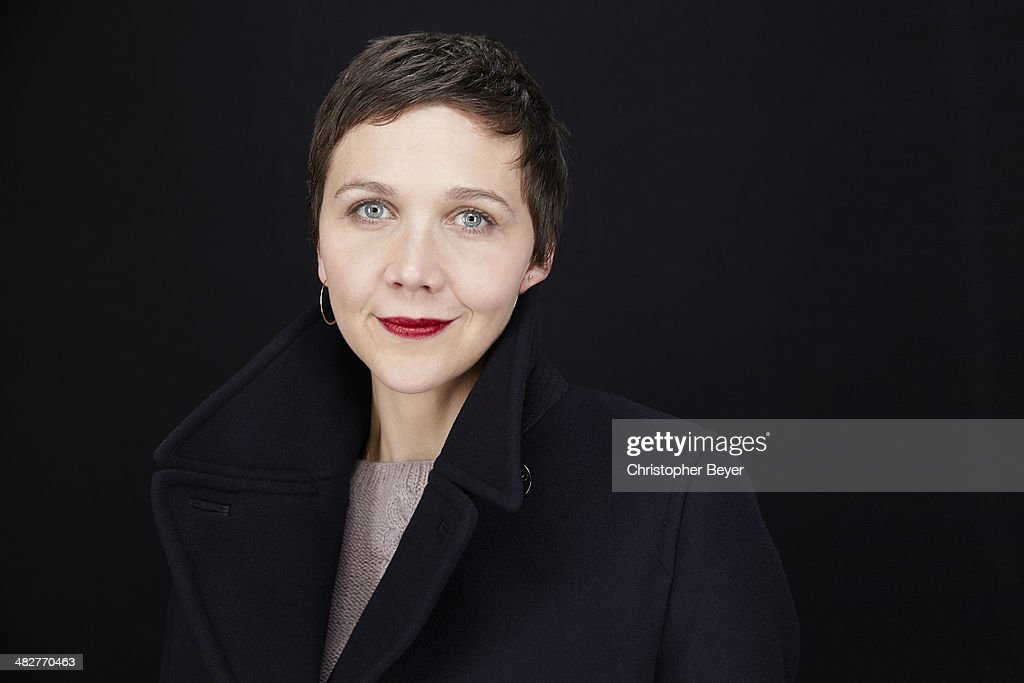 Actress Maggie Gyllenhaal is photographed for Entertainment Weekly Magazine on January 25, 2014 in Park City, Utah.
