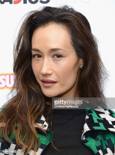 Actress Maggie Q attends the ''Supermensch The Legend Of Shep Gordon' screening at The Museum of Modern Art on May 29 2014 in New York City