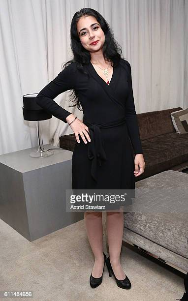 Actress Mahira Kakkar attends 'The Trial Of An American President' After Party at The Lindeman on September 29 2016 in New York City