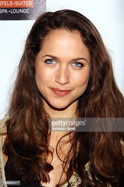 Actress Maiara Walsh attends The BLVD Hotels 1 Year Anniversary Celebration held at The Blvd Hotel Spa on June 21 2012 in Studio City California