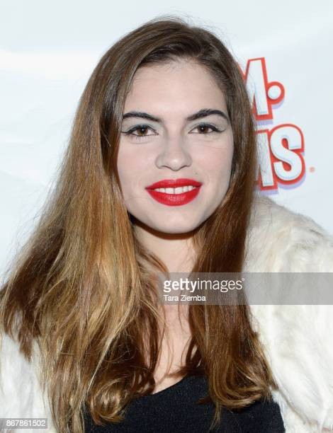 Actress Maitlyn Pezzo attends Mateo Simon's Halloween Charity Event on October 28 2017 in Burbank California