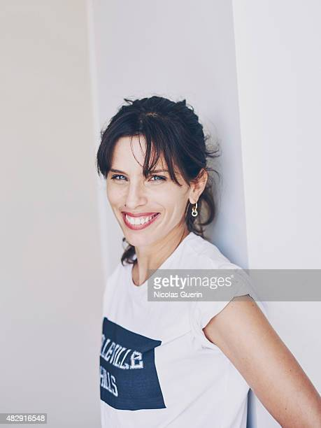Actress Maiwenn Besco is photographed on May 18 2015 in Cannes France