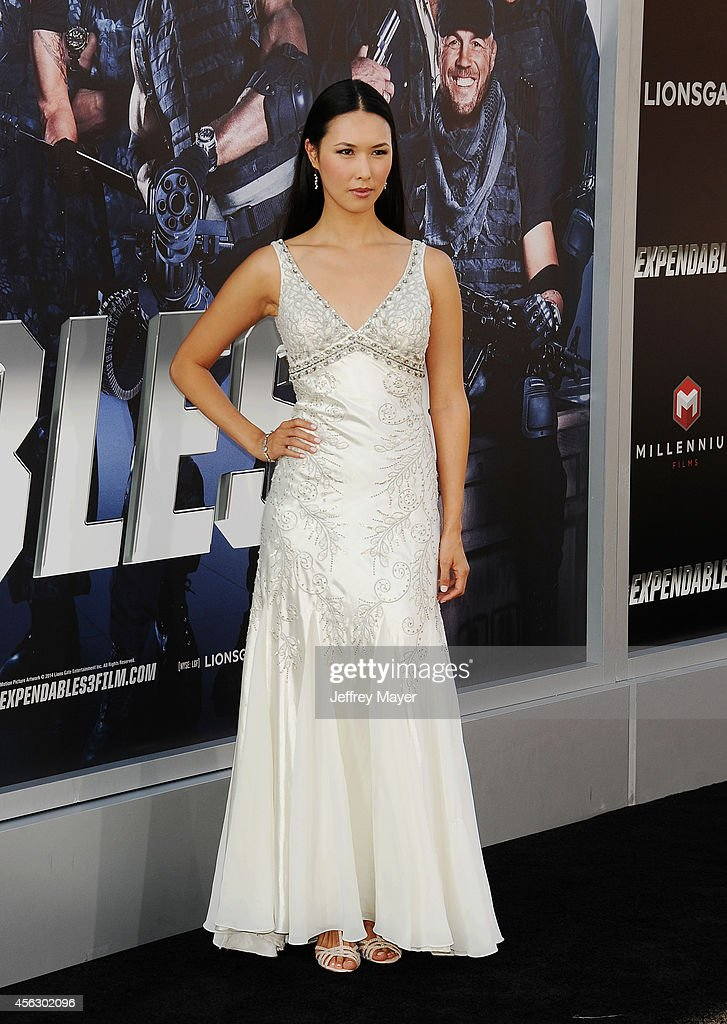 Actress Malana Lea arrives at the 'Sin City: A Dame To Kill For' - Los Angeles Premiere at TCL Chinese Theatre on August 19, 2014 in Hollywood, California.