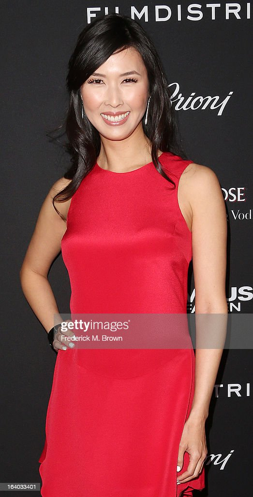 Actress Malana Lea attends the Premiere of FilmDistrict's 'Olympus Has Fallen' at the ArcLight Cinemas Cinerama Dome on March 18, 2013 in Hollywood, California.
