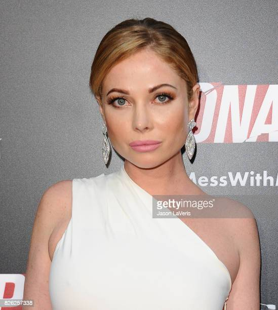 Actress Malea Rose attends the premiere of 'Kidnap' at ArcLight Hollywood on July 31 2017 in Hollywood California