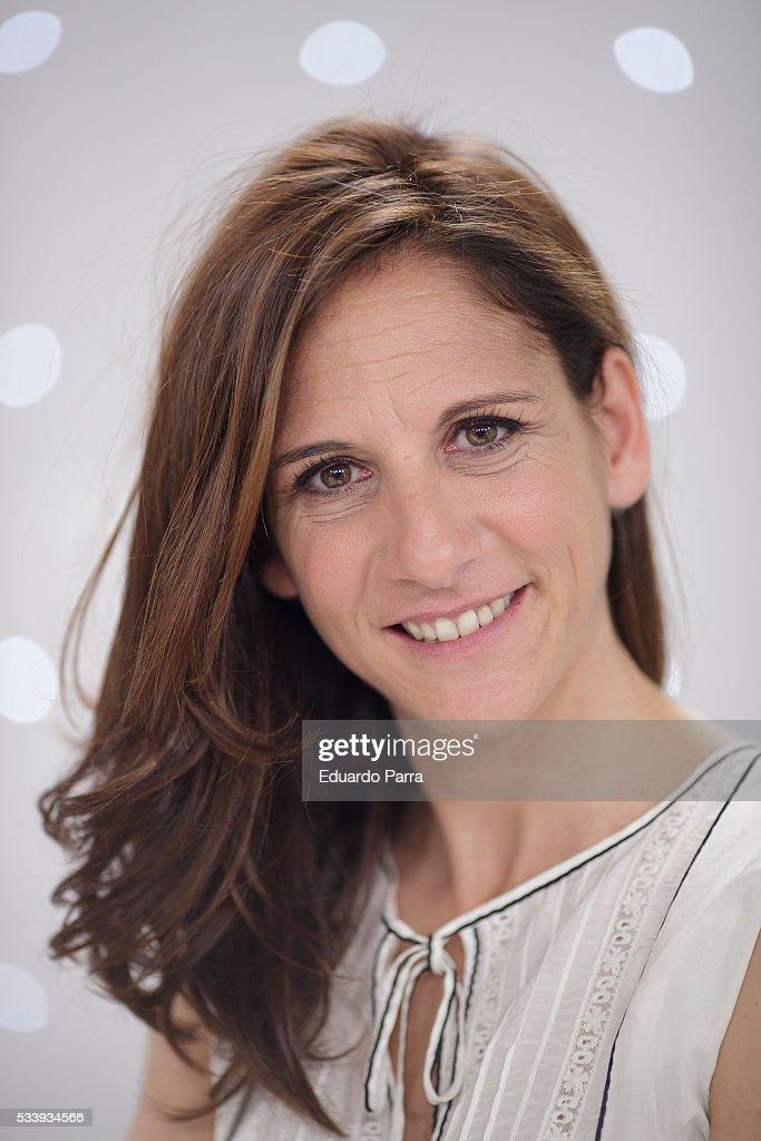 Actress Malena Alterio attends 'El hombre de tu vida' press conference at RTVE studios on May 24, 2016 in Madrid, Spain.